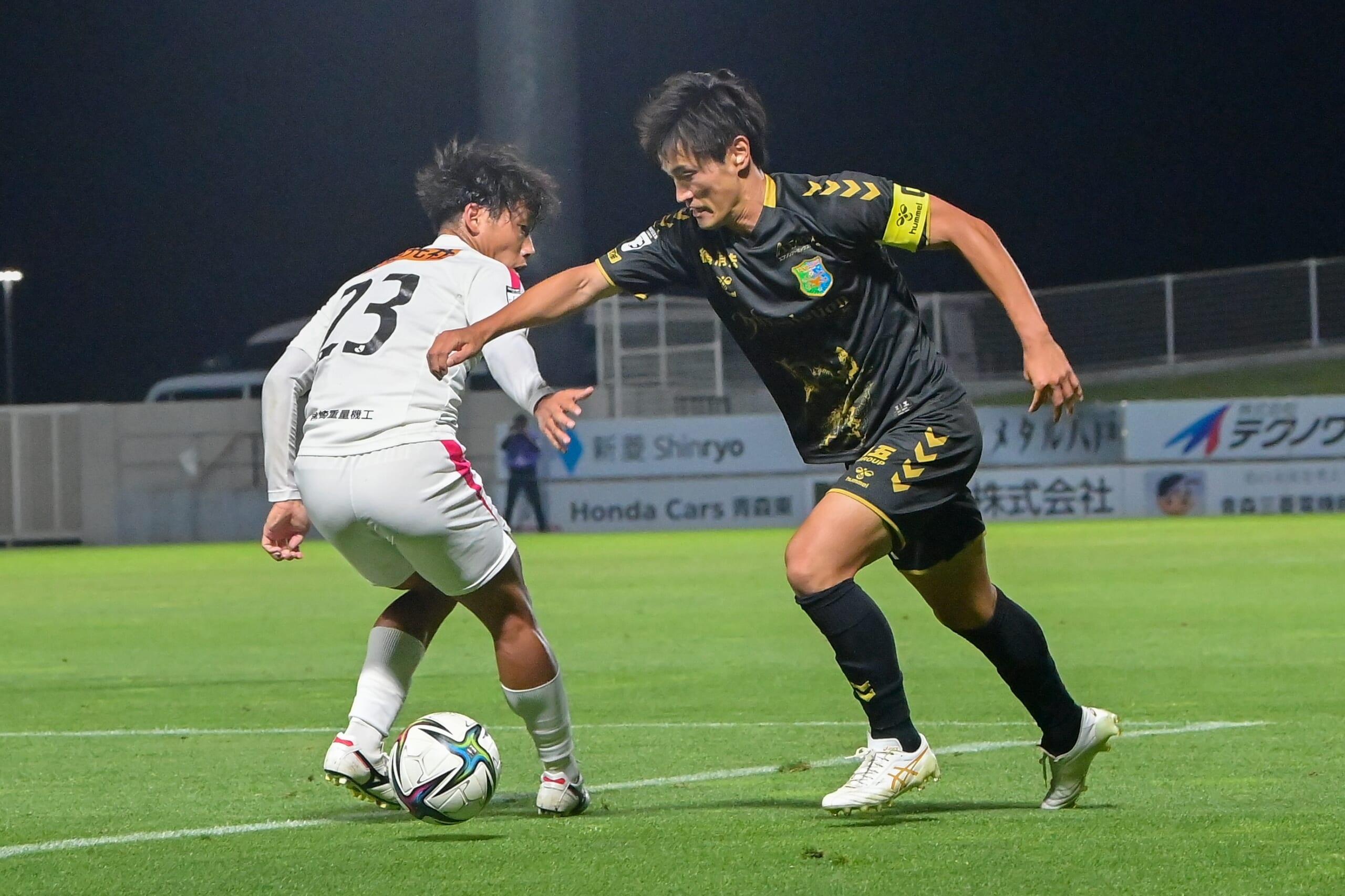 ヴァンラーレ、ホームで敗れる 宮崎に0―1/サッカーJ3